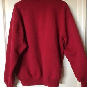Vintage Tops - Vintage oversized Illinois crew neck sweatshirt